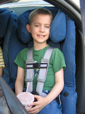 Car Seats For Three Year Olds >> CPSafety - Your online child passenger safety resource